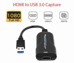 Cáp HDMI sang USB 3.0 capture HD1080P