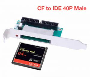 Adapter CF to IDE 40pin Male