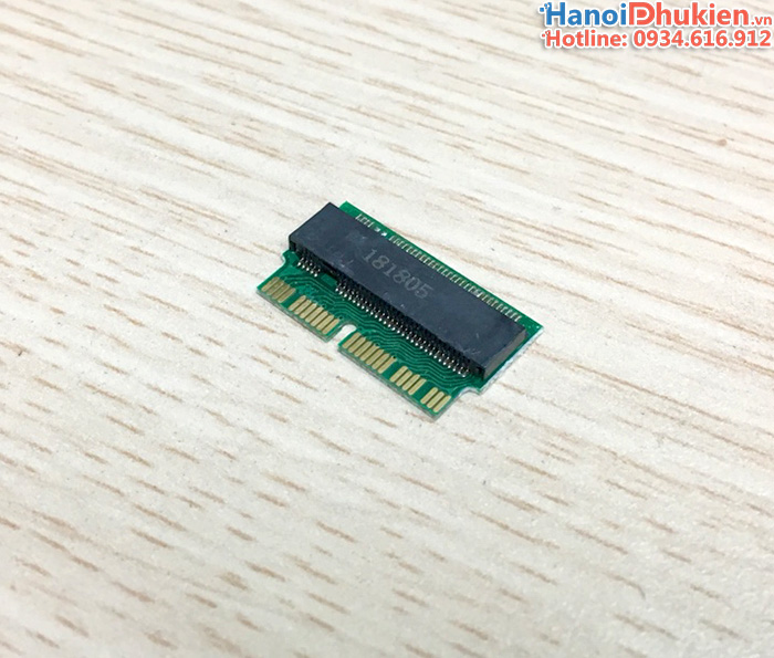 Adapter M.2 PCI-e M key to 12+16Pin 2013 2014 2015 SSD Macbook