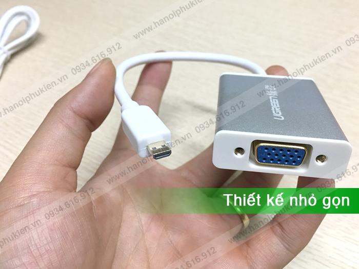 Adapter Micro HDMI to VGA