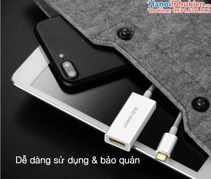 Cáp USB Type C sang HDMI Ugreen 40273
