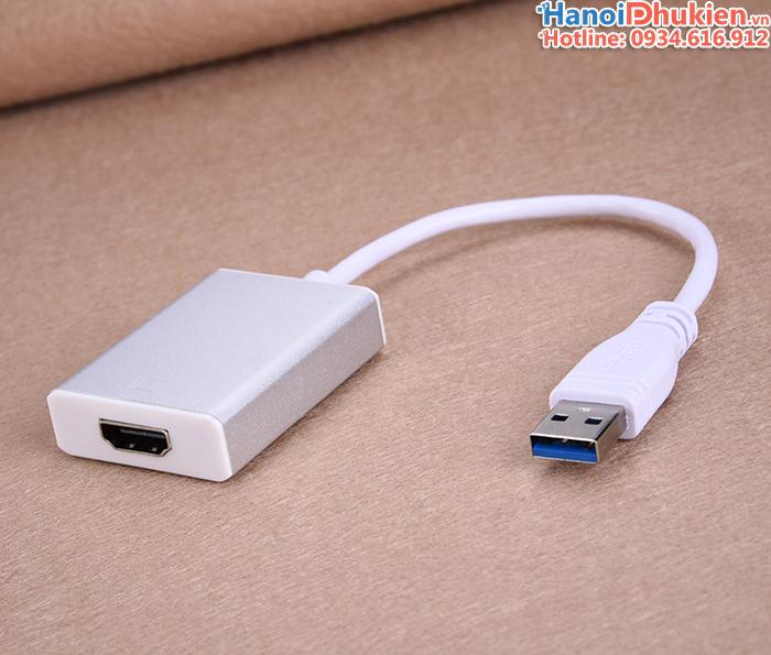 Cáp chuyển đổi USB 3.0 sang HDMI