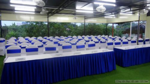 Địa điểm tổ chức sự kiện tại Công viên Thực vật cảnh Việt Nam