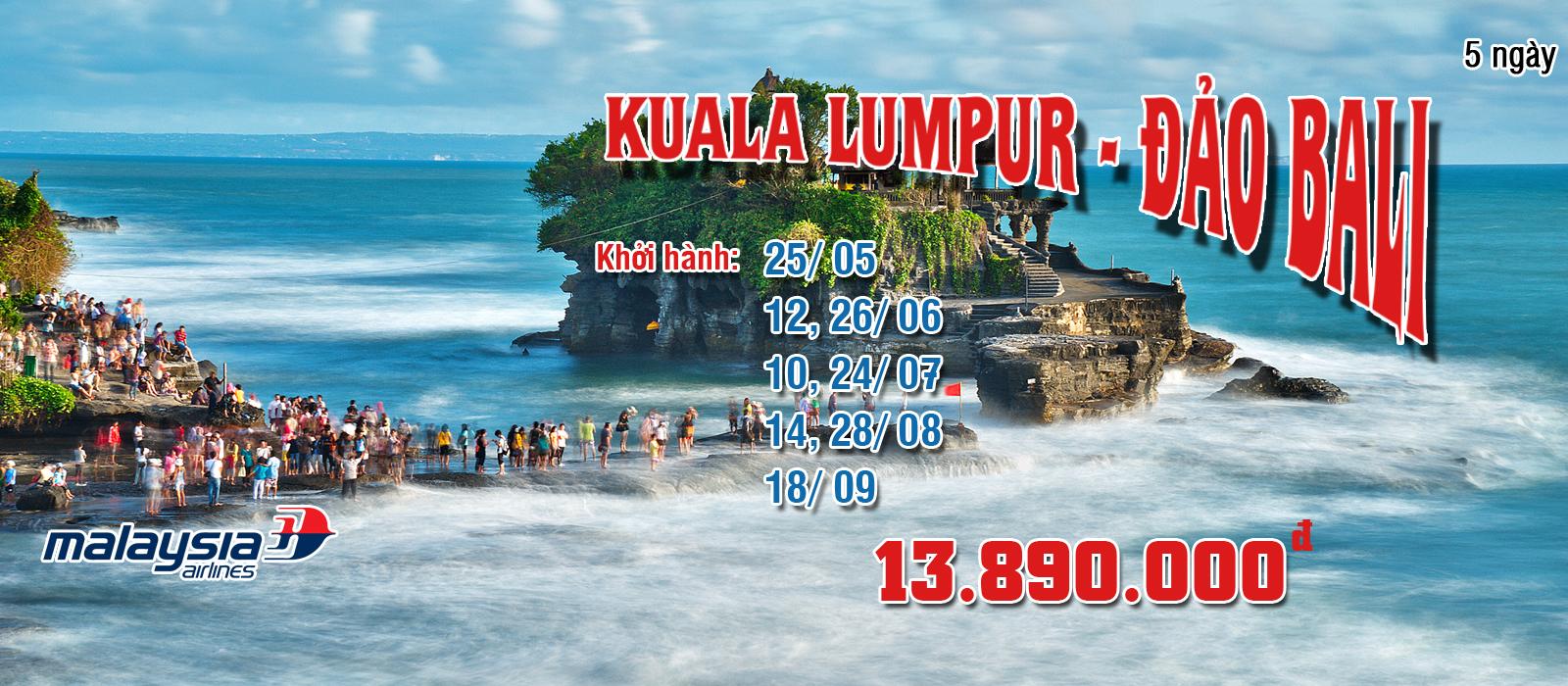 Malaysia Bali