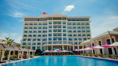 GOLDCOAST HOTEL RESORT & SPA QUẢNG BÌNH