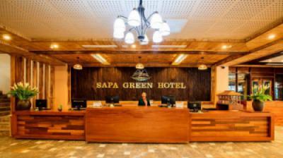 KHÁCH SẠN SAPA GREEN HOTEL