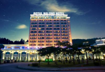 KHÁCH SẠN ROYAL HẠ LONG HOTEL
