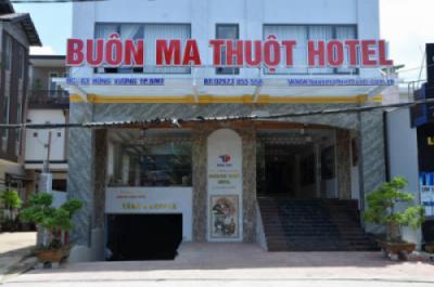 KHÁCH SẠN BUÔN MA THUỘT HOTEL