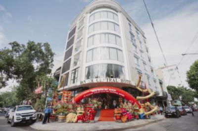 KHÁCH SẠN BAN MÊ CENTRAL HOTEL