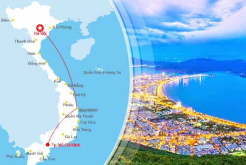 Đặt vé máy bay đi Quy Nhơn