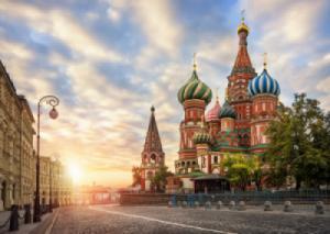 KHÁM PHÁ NƯỚC NGA TRÁNG LỆ - MOSCOW - SAINT PETERSBUG