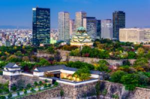 OSAKA - KYOTO - HAKONE - LAKE KAWAGUCHI - FUJI MOUNTAIN - TOKYO