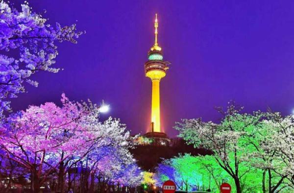 HÀ NỘI - SEOUL - NAMI - NAMSAN TOWER KBS – 3D+BẢO TÀNG ĐÁ TUYẾT