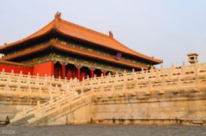 Bắc Kinh - Vạn Lý Trường Thành - Thủy Bắc Cổ Trấn