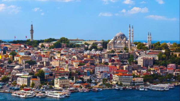 ISTANBUL – CANAKKALE – KUSADASI – PAMUKKALE - KONYA – CAPPADOCIA - ISTANBUL