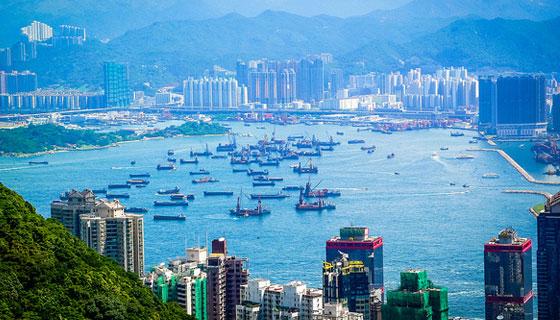 NHỘN NHỊP HONG KONG- TẾT DƯƠNG DỊCH 2019 {Cathay Dragon Airlines}