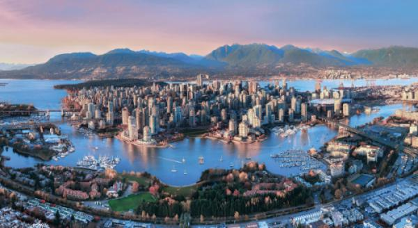 VANCOUVER - VICTORIA - NÚI TUYẾT WHISLER - MONTREAL QUEBEC CITY - OTTAWA - TORONTO - NIAGARA FALLS