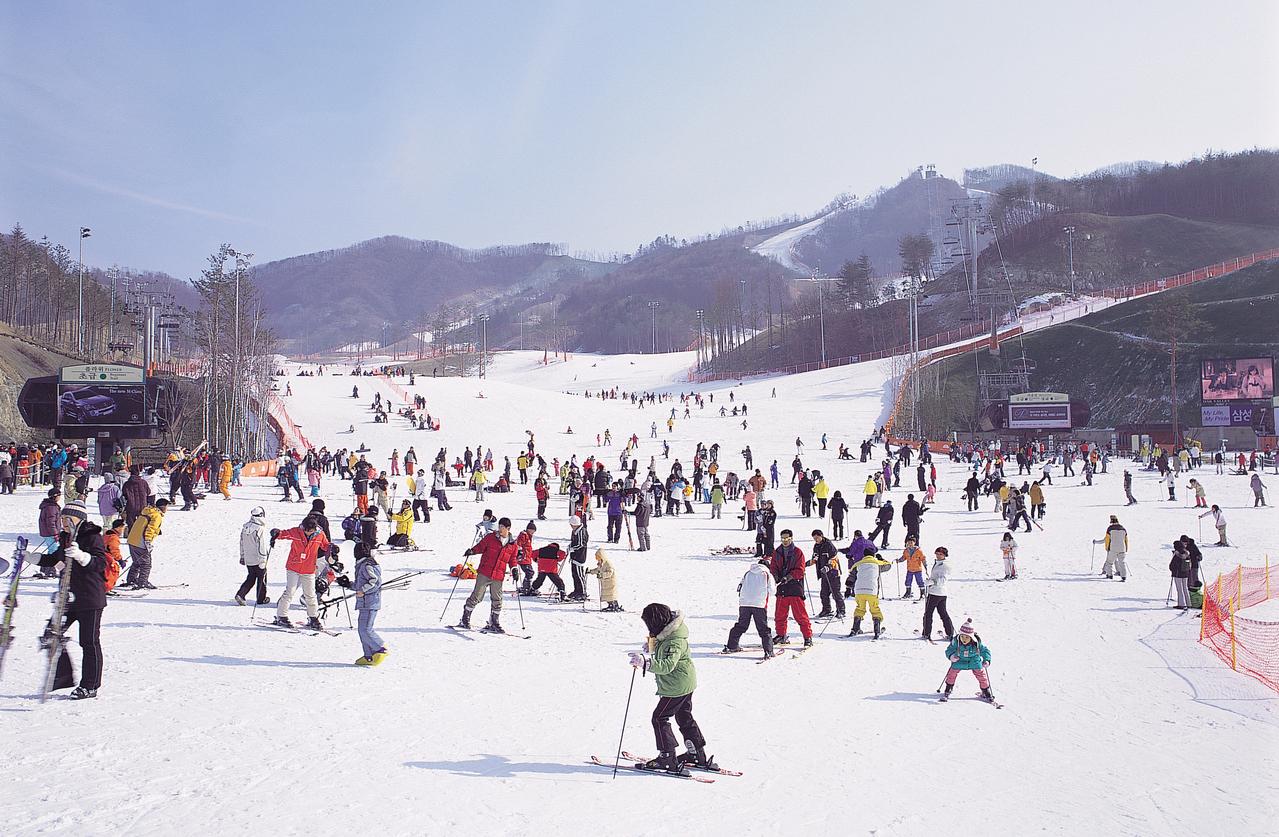 SEOUL –  NAMI -  LOTTE WORLD (Tết Dương)