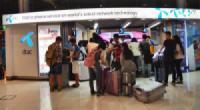 Du lịch Thái Lan: Du khách mua SIM tại Thái Lan sẽ phải quét mặt và dấu tay