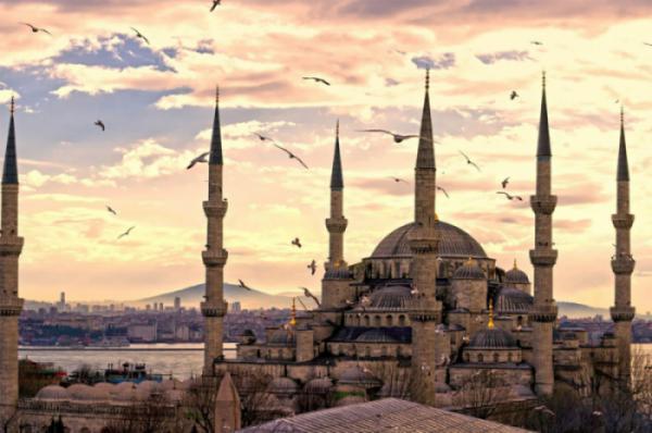 Thổ Nhĩ Kỳ - huyền thoại vương triều Ottoman