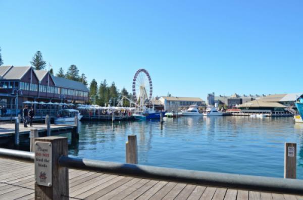 Khám phá bờ tây nước Úc: Perth (Tour Tiêu Chuẩn) - Chương trình mới