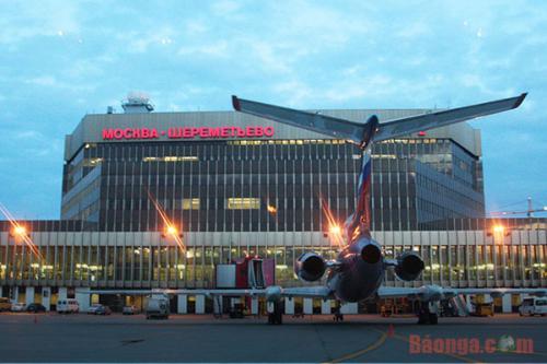 GIỚI THIỆU VỀ SÂN BAY SHEREMETYEVO - MOSCOW
