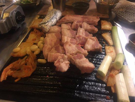 8 NHÀ HÀNG THỊT NƯỚNG HÀNG ĐẦU Ở SEOUL