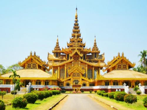YANGON - BAGO - GOLDEN ROCK