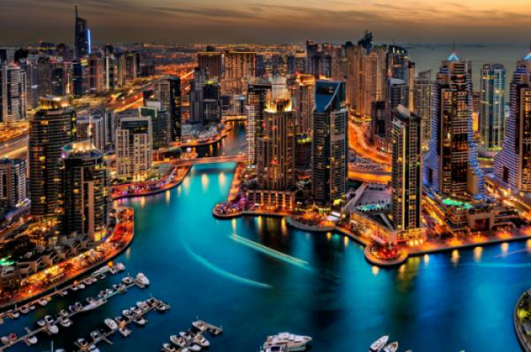 DUBAI - ABUDHABI - SAFARI