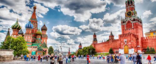 TOUR NGA ĐỘC LẠ: MOSCOW – KAZAN – SAINT PETERSBURG