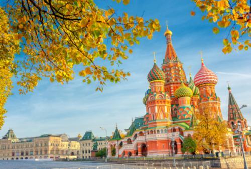 HÀ NỘI/SÀI GÒN - MOSCOW – SAINT PETERSBURG –  HÀ NỘI/SÀI GÒN