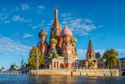 MOSCOW - MURMANSK - NGẮM BẮC CỰC QUANG