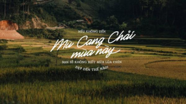 TOUR HÀ NỘI - MÙ CANG CHẢI - TÚ LỆ - SUỐI GIÀNG