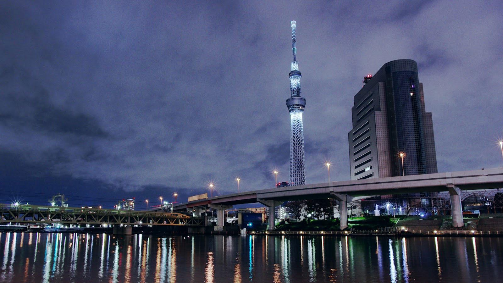 Tháp truyền hình Skytree