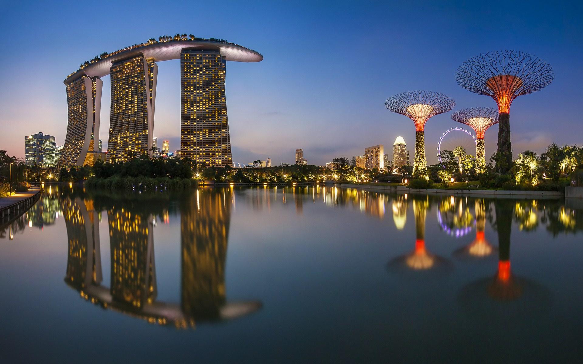 SINGAPORE – MALAYSIA - INDONESIA