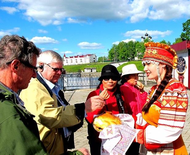 Volga – Hành trình giàu cảm xúc