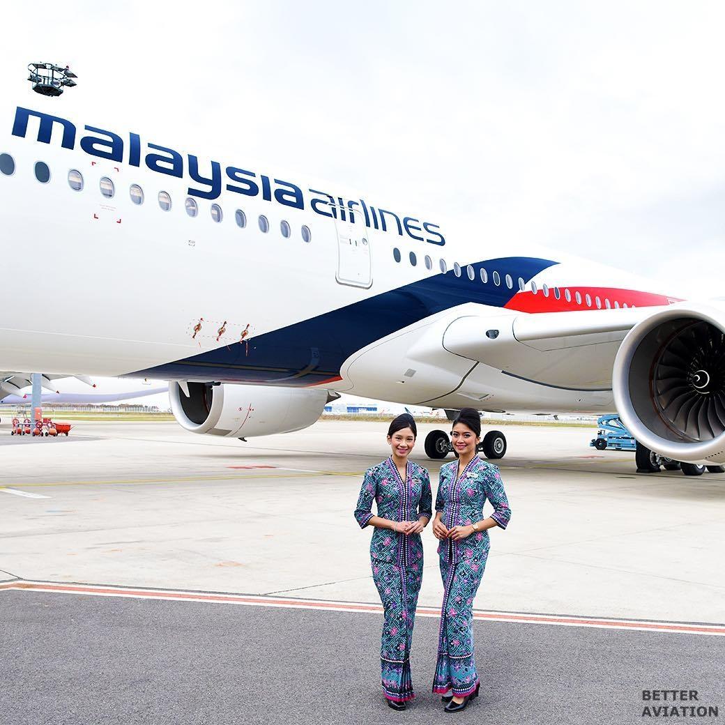 Khuyến mãi đặc biệt từ Malaysia Airlines.