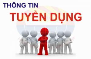 THÔNG BÁO TUYỂN DỤNG  NV TICKETING TẠI CHI NHÁNH HẢI PHÒNG
