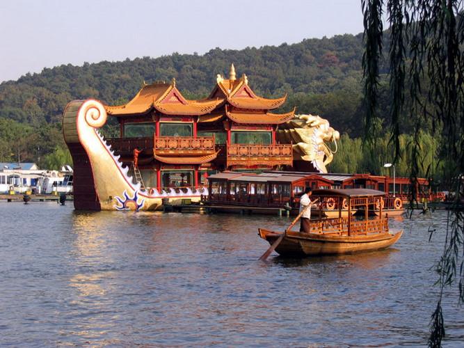Khám phá kỳ quan Tây Hồ Hàng Châu của Trung Quốc