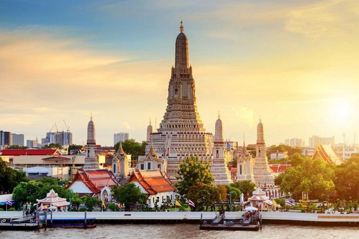 Ngôi chùa tuyệt đẹp ở Thái Lan được giới trẻ rần rần check-in