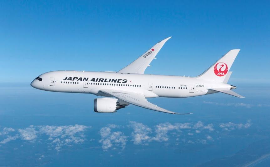 Japan Airlines là hãng hàng không đúng giờ nhất thế giới