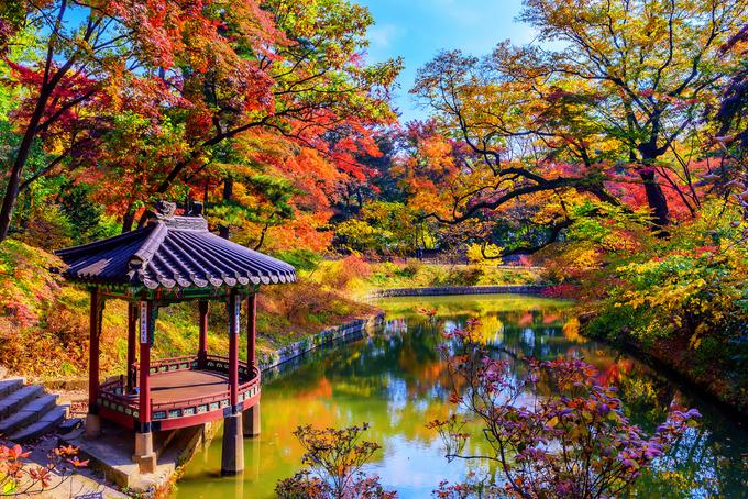 Điểm danh 6 điểm đến hấp dẫn nhất khi du lịch Hàn Quốc
