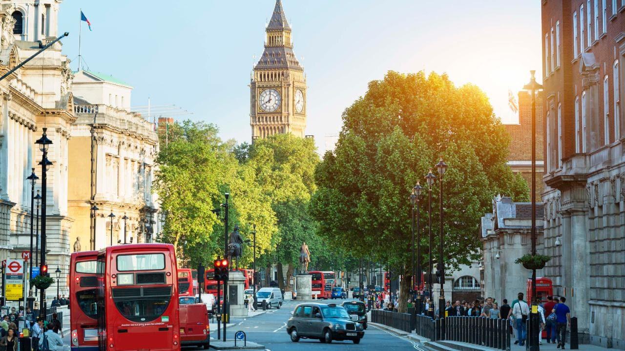 Dạo một vòng London quanh những điểm đến nổi tiếng nhất (P2)