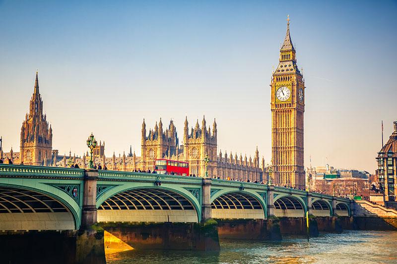 Dạo một vòng London quanh những điểm đến nổi tiếng nhất (P1)