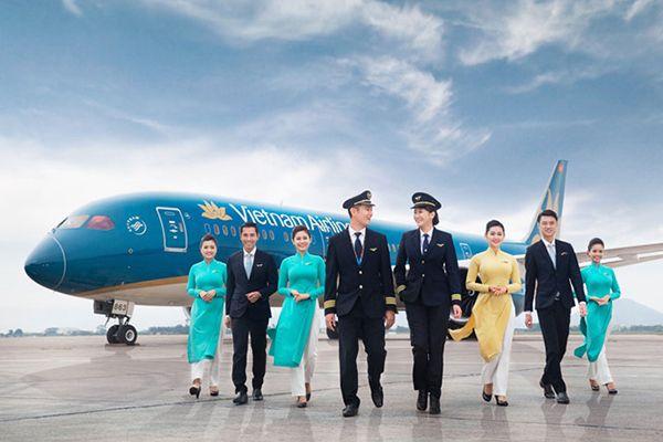 Vietnam Airlines lọt Top hãng hàng không đúng giờ nhất thế giới
