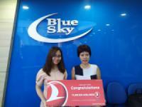 Blue Sky lọt Top đại lý bán vé tốt nhất của Turkish Airlines