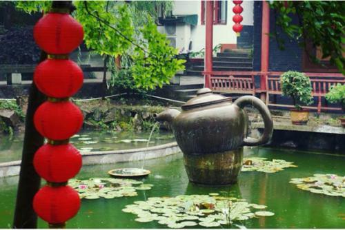 Đến Hàng Châu uống trà Long Tỉnh ngẫm sự đời