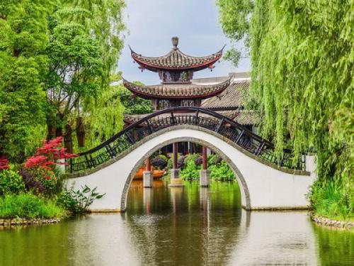 """Hàng Châu - nơi vẻ đẹp được ví von như """"hòn ngọc"""" của Giang Nam"""