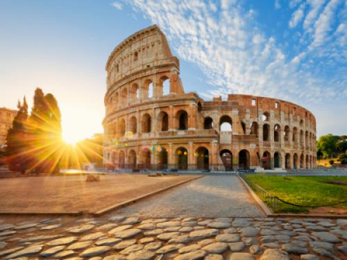 Đến trời Âu thăm đấu trường La Mã 2.000 năm tuổi