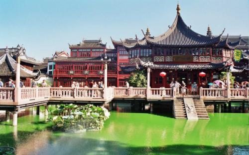 """Tô Châu - trấn cổ xinh đẹp được mệnh danh """"Venice phương Đông"""""""